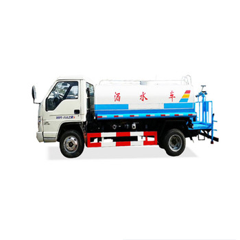 Cheap water truck 4000gal water transport truck sprinkler tank for sale