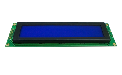 STN type character lcd