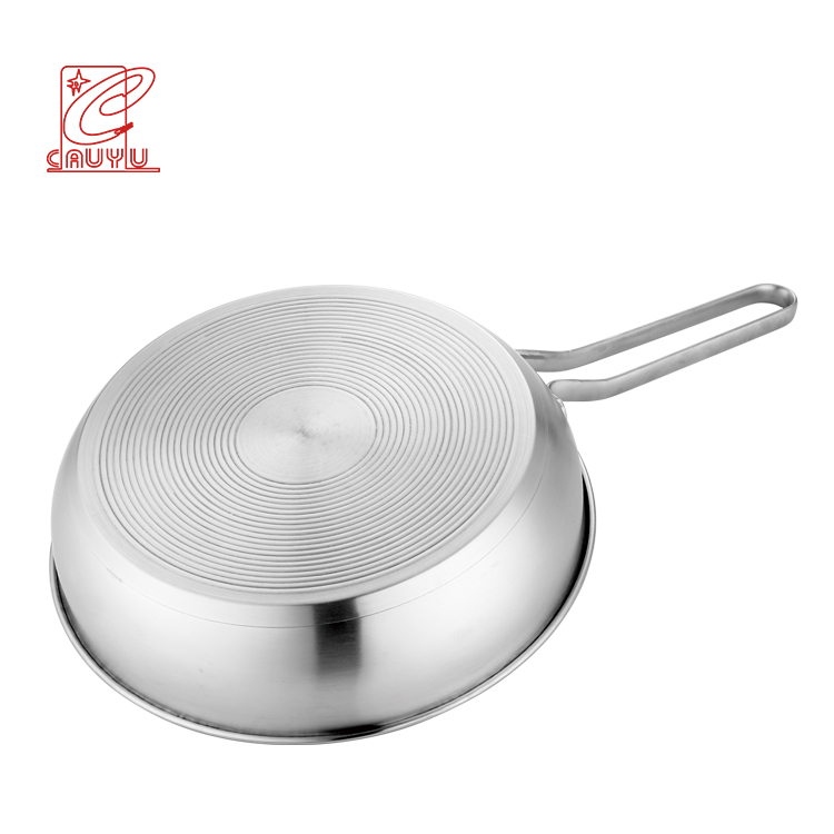 12 pcs Custom Cooking Pot Set Induction Stainless Steel Cookware Sets With Kitchen Utensil