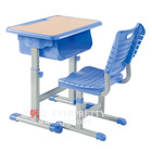 School Best Design Comfortable School Furniture Classroom Student Desk And Chair