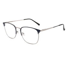 China New Model Spectacle Metal Frames Optical Glasses