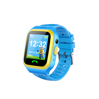 Touch screen GPS/LBS SOS Remote monitor Phone calling gps Waterproof Children Smart Watch Phone kids watch