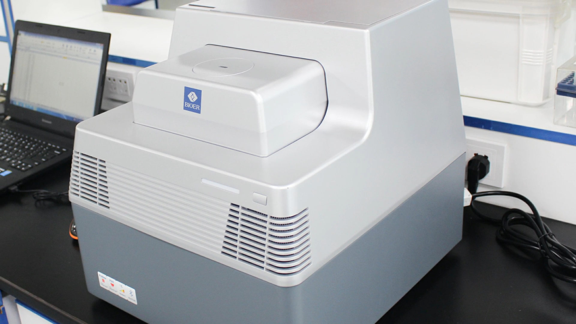 Linegene 9600 Plus Multi-Channels Real Time Pcr Lightcycler 480
