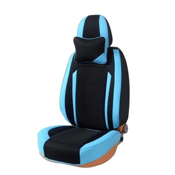 New Design Fashionable Durable Universal Car Seat Cover Leather Luxury Car Seat Cover