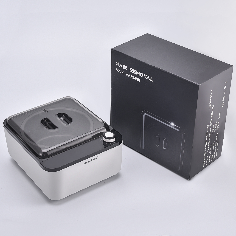 Beautome drop shipping brazilian wax set private label wax heater