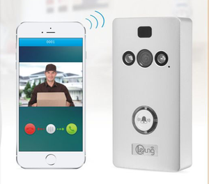 Smart Home wireless ring video doorbell camera night vision Security Detection wifi phone intercom doorphone
