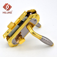 HILUKE Best 50mm Mortise Handle Lock Keyed Door Locks