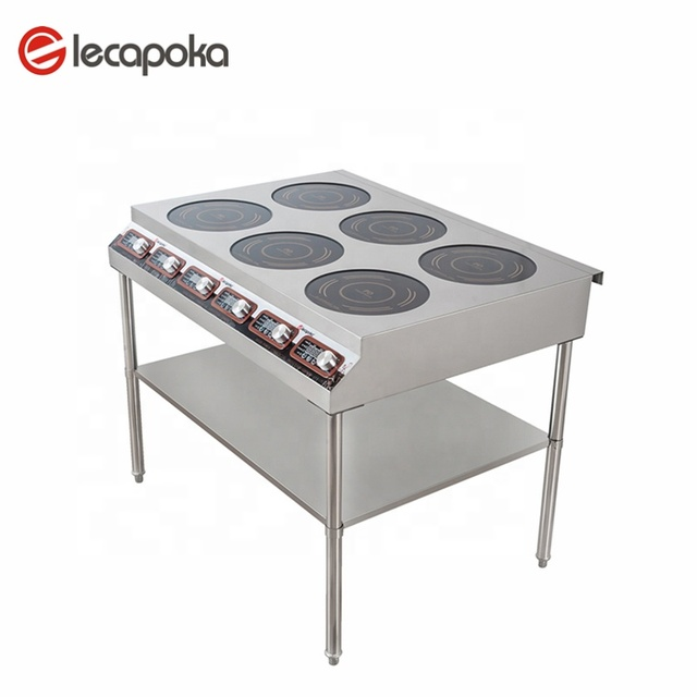 high quality 220V 3KW stainless electric commercial kitchen cooking equipment for hotel cooking