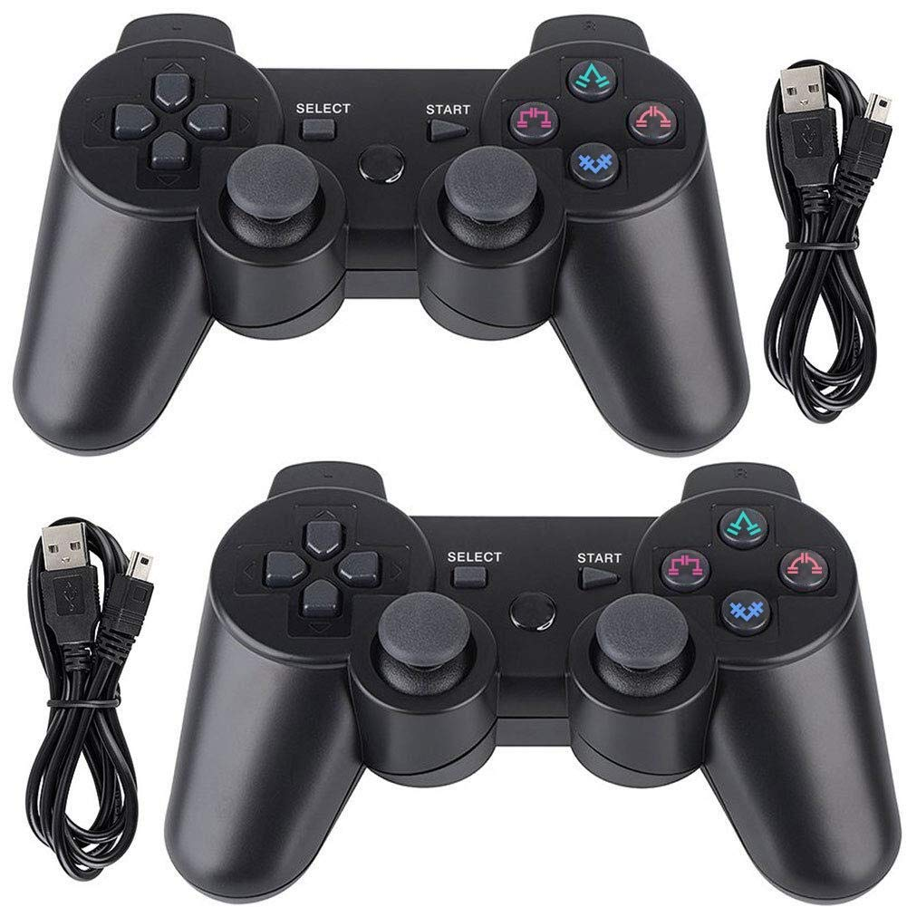 Hot Selling New Six Axis Double Shock 3 Wireless Controller For Playstation3 Ps3 Wireless Controller Joystick For Ps3 Ps2 Buy Ps3 Wireless Controller Light Blue For Ps3 Bluetooth Wireless Controller For Ps3 Joystick Double Shock