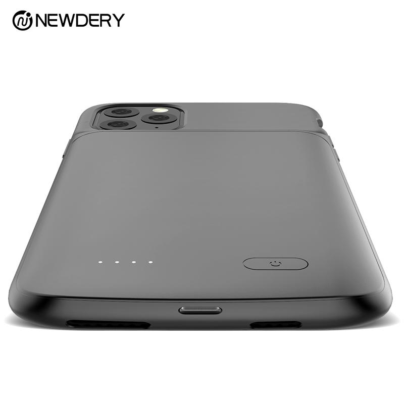Новый продукт Мобильный Внешний портативный чехол Зарядное устройство для iPhone 11 Pro Max