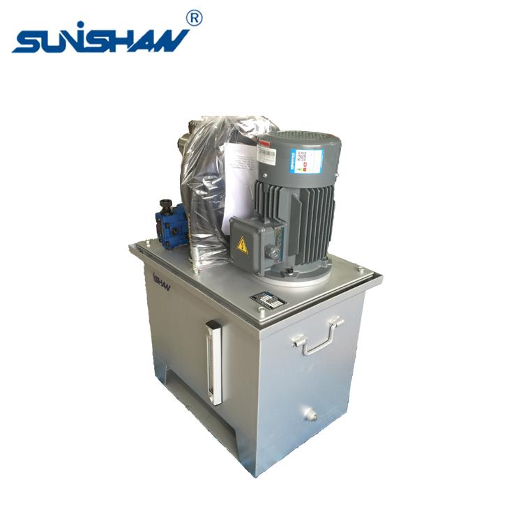 YLE hydraulic pressure pump station ensure lubrication anti-wear hydraulic oil