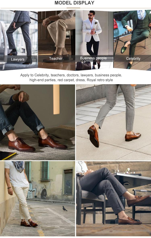 Amazon WEIN ROT OEM Giovanini England stil luxus müßiggänger handmade echtes leder Herren schuhe Italienische für herren rot loafer
