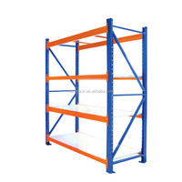 Steel angle light duty racks/Warehouse storage clothing racks light-duty rackings/ Steel Display Stacking Shelves System