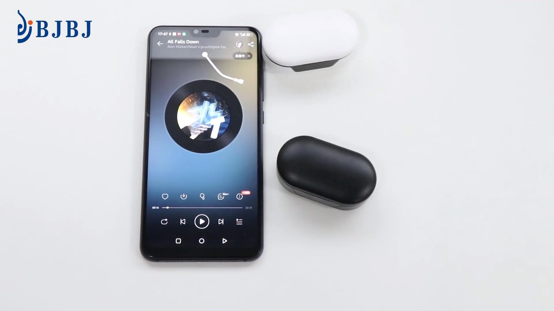 A3 A30 Mới Không Dây Tốt Nhất Tai Nghe 3 Không Khí Mini 5.0 Auriculares Bluetooth ANC 2020 Pro Tai Nghe Tai Nghe TWS Headphone