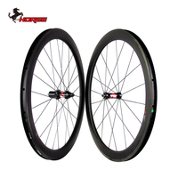 Horsecarbon 700c bicycle 240S swiss hub 45mm clincher high TG basalt rim brake Toray full carbon wheelset road bike 240S-R4525TL