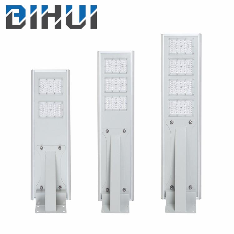 2019 neue produkt heißer verkauf aluminium integrierte 60 watt/90 watt/120 watt led solar straße licht