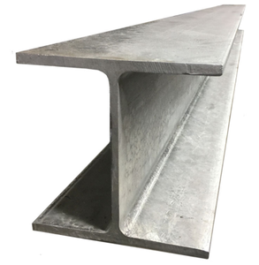 Q345B hot rolled h shape steel beam prices