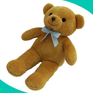 Factory wholesale custom plush toy unstuffed giant teddy bear skin