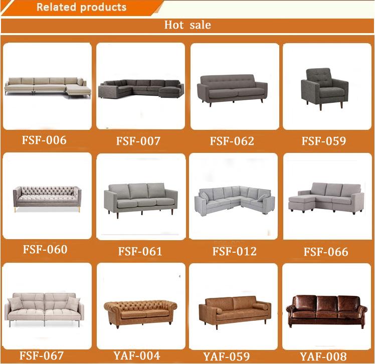 Sofá de couro moderno na polônia sofá de couro genuíno aquecido