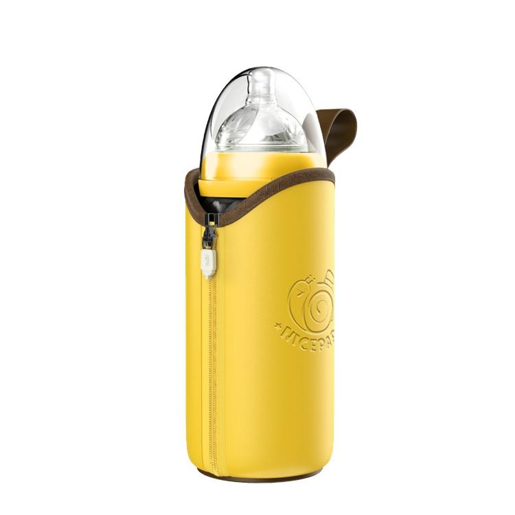 Hot Sale 3 In 1 240ML Portable USB Warmer Isolasi Makan Bayi Botol Susu Set untuk Mobil Traverl