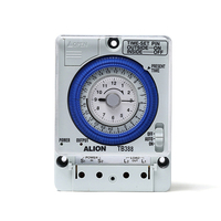TB388 24 hour 220v Electronic timer, analogue time switch