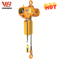 Electric chain hoist indoor and outdoor lifting equipment heavy lifting machine with cheap price