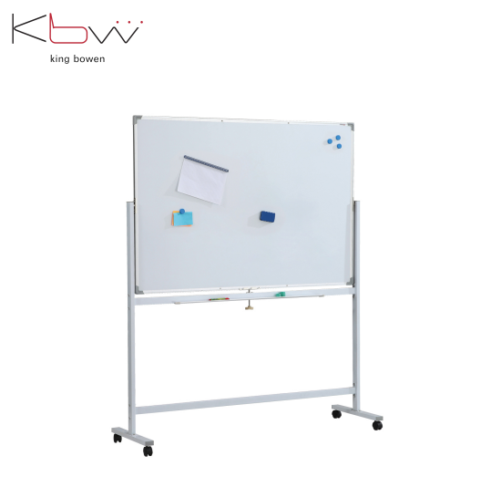 Double side magnetic white board with stand90-200cm customized size - Yola WhiteBoard | szyola.net