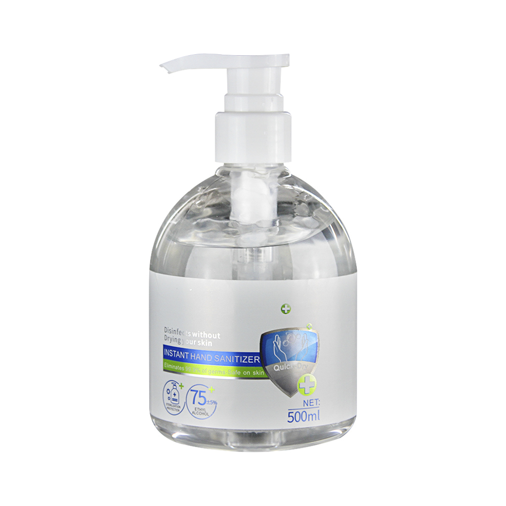 500ml Factoryl Private Label hand liquid soap
