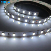 High lumen super bright 12v 24v 5630 CRI 95 5500K led strip 60d