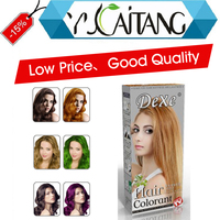 personal color hair dyes