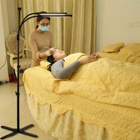 Hot Sell Eyelash Extension Led Floor Lamp