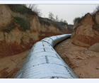 Pipe Metal Pipe Culverts Annular Corrugated Metal Pipe Corrugated Steel Culvert Pipe Used For Bridge Culvert