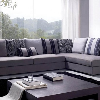 Turkey Furniture Sofa Set Square Arm Sofas