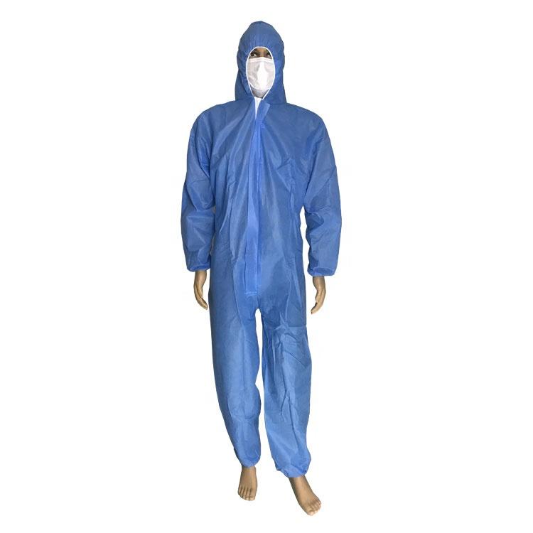 Disposable Protective Medical Non woven Coveralls - KingCare | KingCare.net