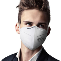 disposable custom respirator pm2.5 particulate carbon dust mask