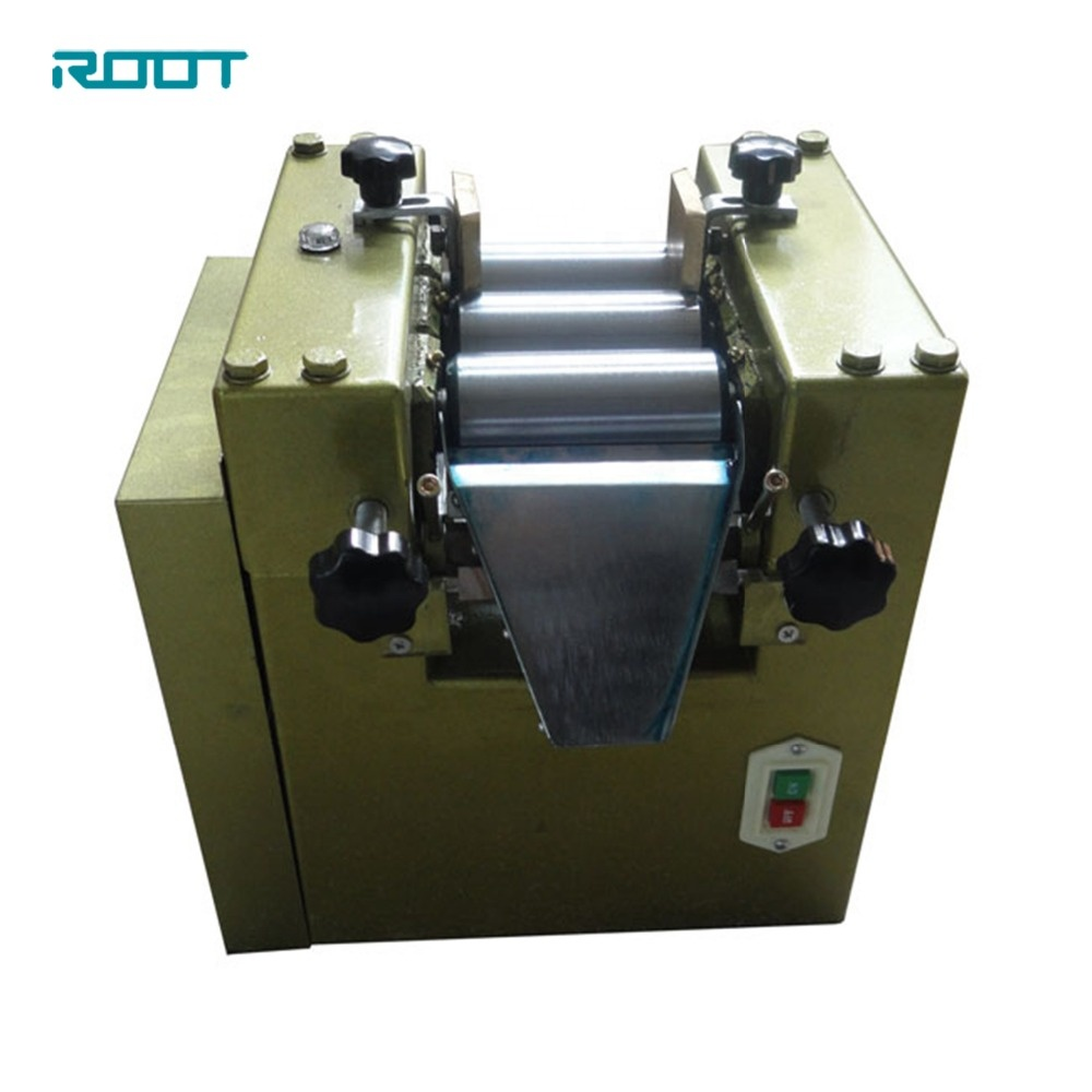 Lab use soap milling machine roller mill