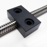 mini micro 1mm 3mm 4mm 5mm 6mm 8mm 10mm 12mm 16mm 20mm 50mm trapezoidal lead screw 4mm pitch