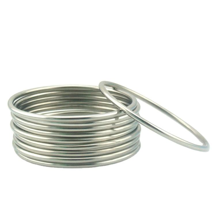 New design fashion sealing ring metal stainless o ring