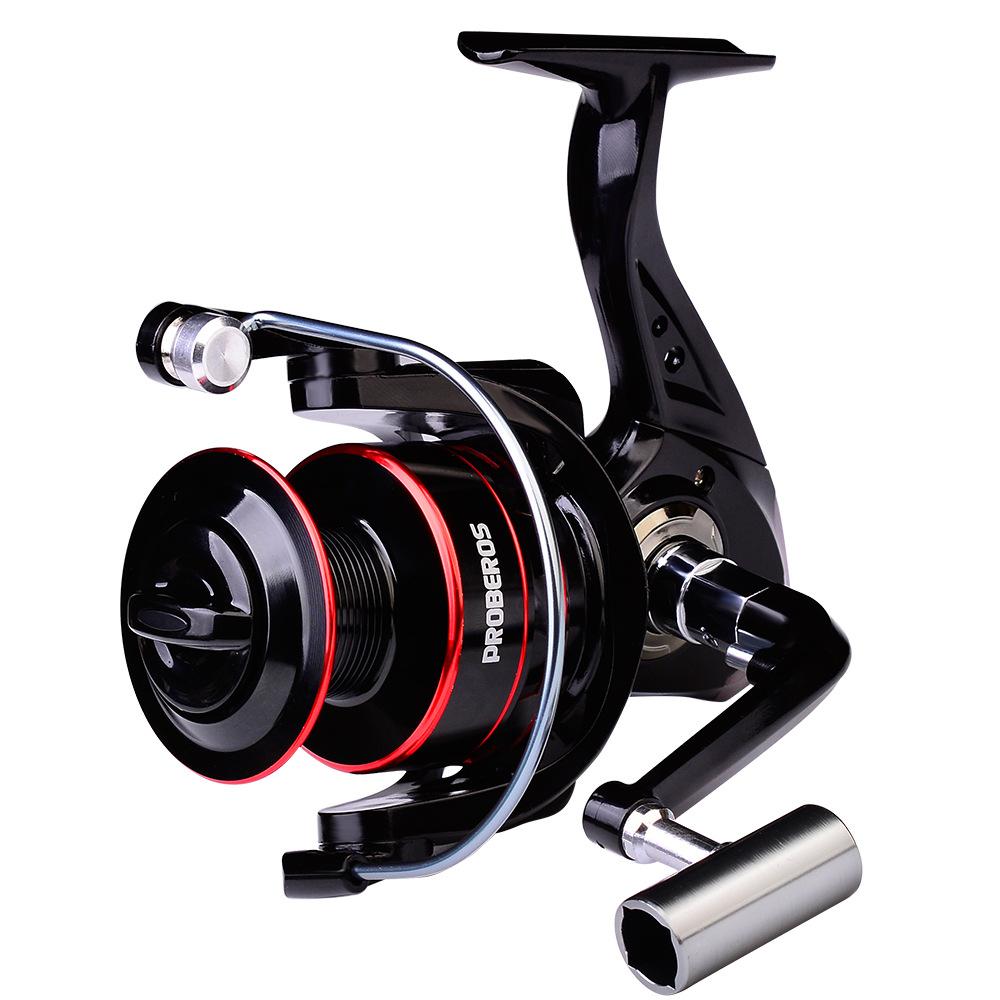 2021 Big Game Fishing Reel 500-7000 Spinning Reel 8kg Max Drag Reel Fishing 5.2:1 High Speed Metal Spool Trolling chief price, Silver