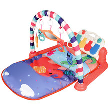 Детский коврик для ползания, развивающие игрушки, детский игровой коврик, детский коврик для занятий в тренажерном зале, коврик-головоломка...(Китай)