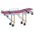 CE FDA Rescue Stretcher Types Patient Transport Hospital Emergency Foldaway Stretcher For Ambulance