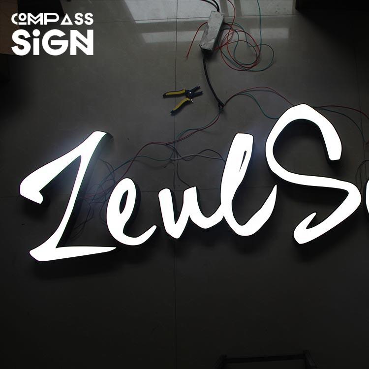 Custom Neon Sign Letters Indoor Light Manufacturer Light Up Signs Custom Neon Light Sign