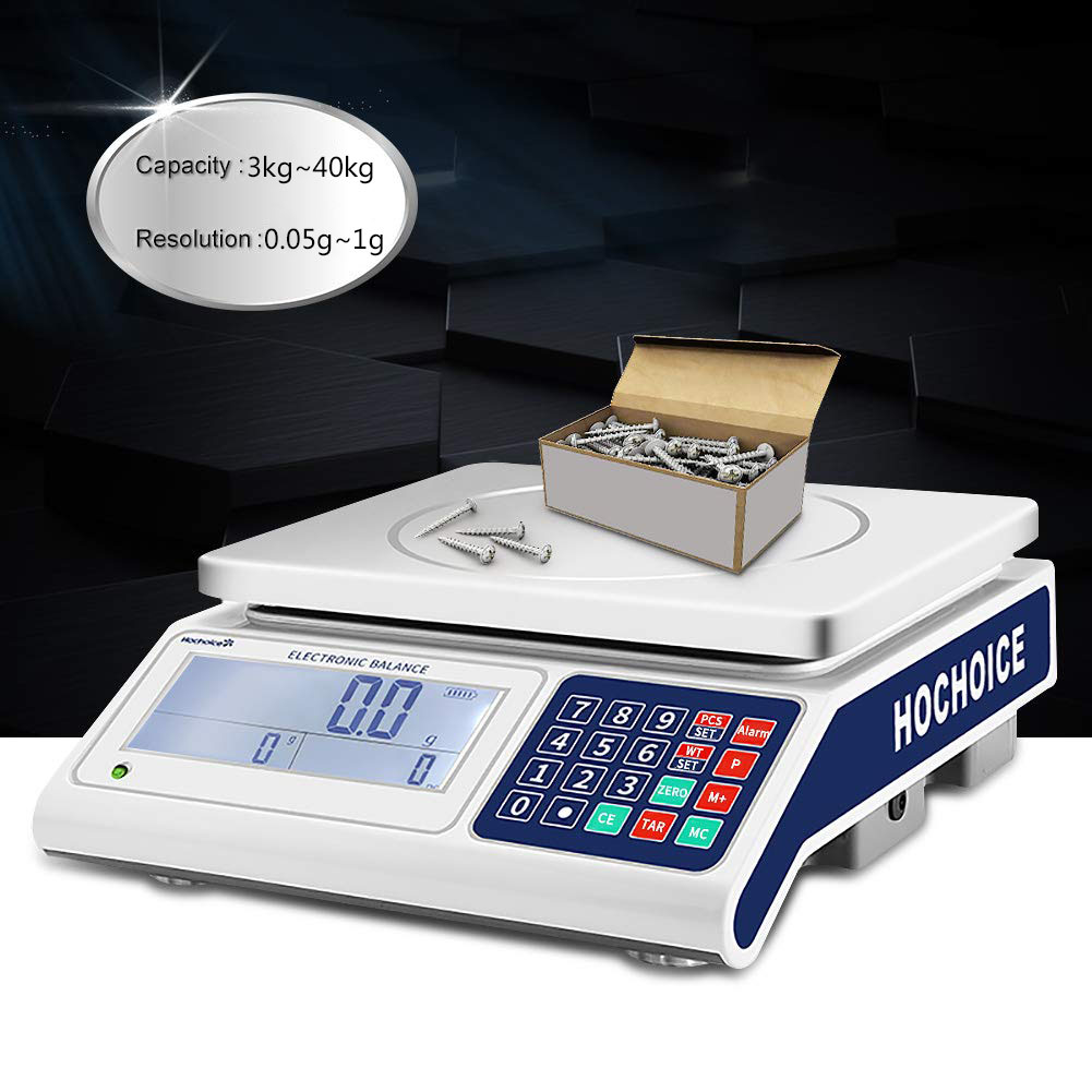 3kg-40kg RS232 electronic digital industrial counting <strong>scale</strong>
