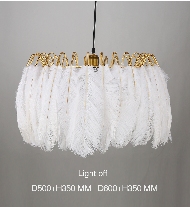 Mode Einzigartige Innen Feder Decke Moderne Dekoration ...
