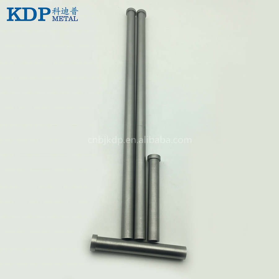 polished price of tungsten pipe/tube with best quality