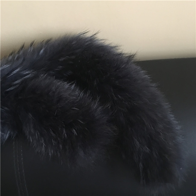 ארוך שיער דביבון פרווה צמר לקצץ