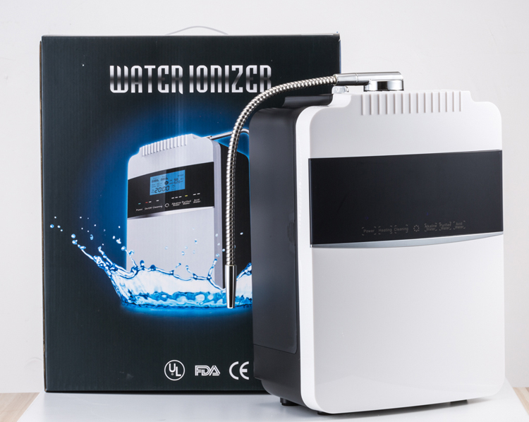 EHM Ionizer home used alkaline filters water supplier for home-19