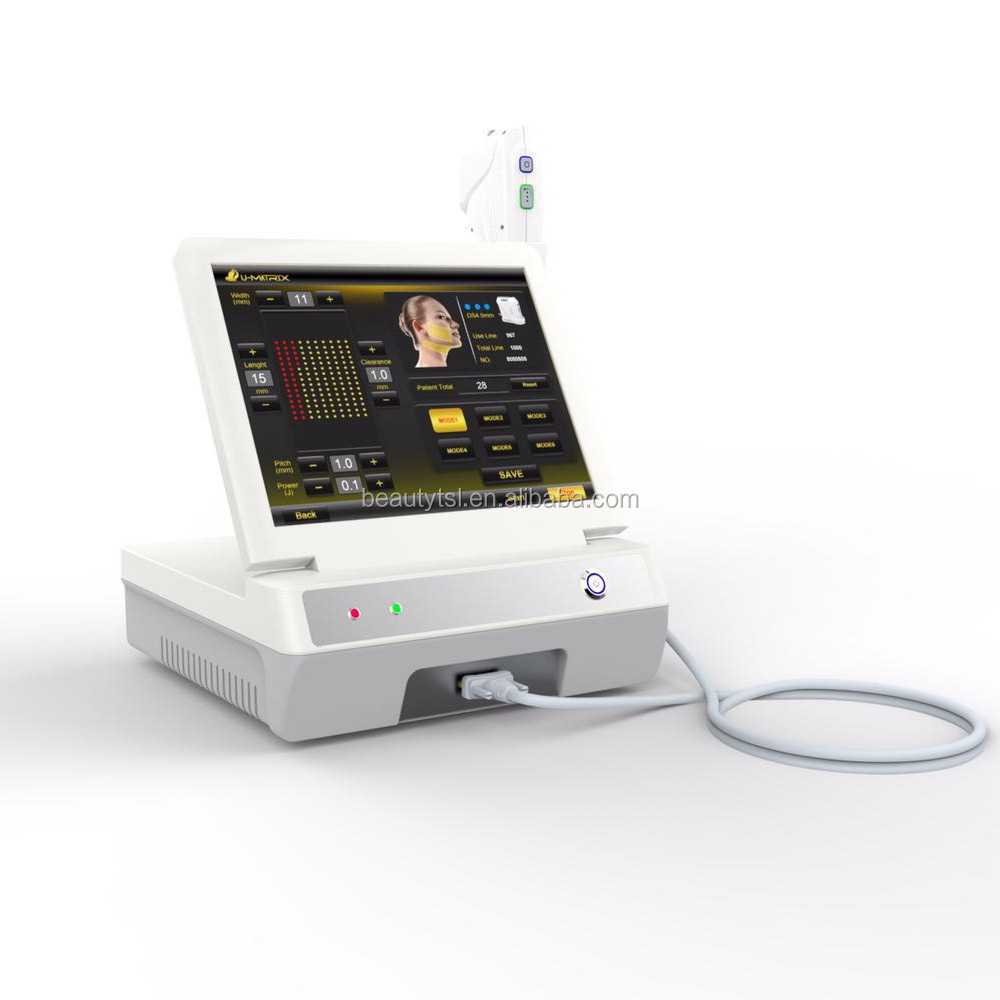 LINGMEI beauty 4D Hi fu Focused Ultrasound Body Slimming Face Lift Device for Home use clinic use 4D hifu