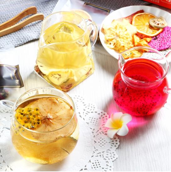Best quality chinese flavor tea mix fruit slice - 4uTea | 4uTea.com
