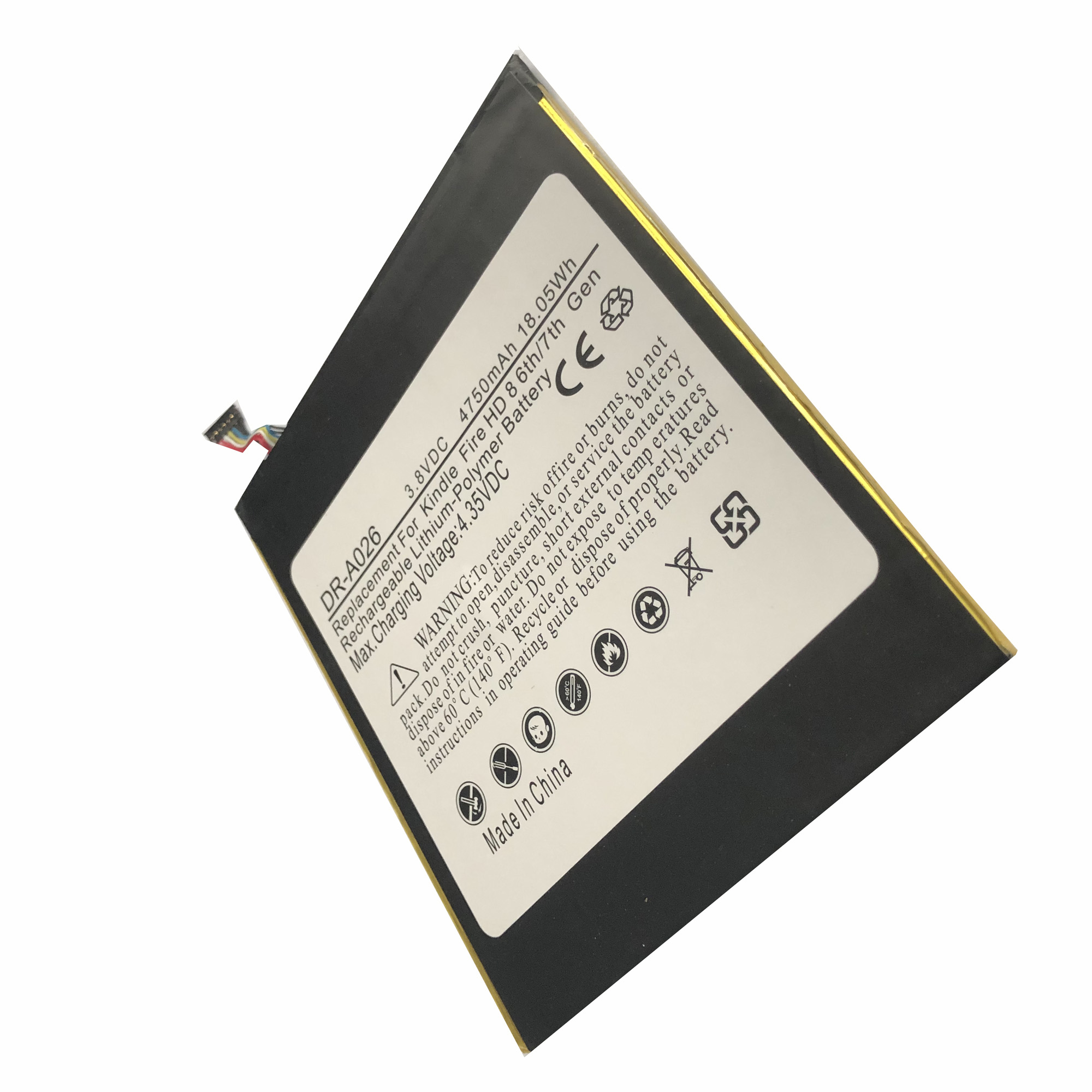 Sunlu — Tablette Li polymère,Batterie Mc 40a40b40,Pour Amazon Kindle Kindle  Fire Hd,40 Pouces,40e Génération,Pr40dc   Buy Batterie Tablette,Batterie ...